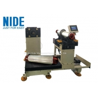 Quality Deep Well Water Pump Motor Stator Winding Inserting Machine Wedge Inserter for sale