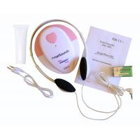 China Angelsounds Fetal Doppler, JPD-100S, Baby heart Monitor, FDA,Battery,Pink on sale
