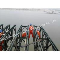 Quality Customized Design Prefabricated Steel Structure Bailey Bailey Long Span Construction for sale