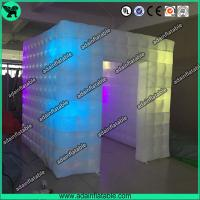 Quality Lighting Photo Booth Inflatable Cube Tent/Event Party Decoration Inflatable Dome for sale