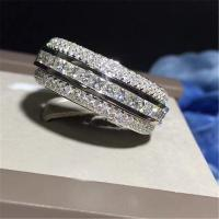 Piaget full diamonds of rotating ring 18kt gold  with yellow gold or white gold