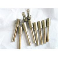 Abrasive Electroplated Diamond Grinding Pins Tools Rotary Tungsten OEM Service