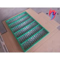 Quality King Cobra Brandt Shaker Screens , Oil Drilling Vibrating Screen Wire Mesh for sale