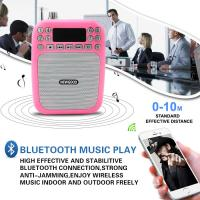 China Bluetooth mp3 music player with voice amplifer,voice recorder and FM radio function on sale