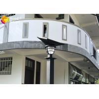 Quality High Lumen Solar LED Garden Lights 3000-6000K For Pole Wall Pillar Installation for sale