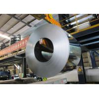 Quality Pre Galvanized Cold Rolled Steel Coil Strip Slightly Oiled Coated Surafce for sale