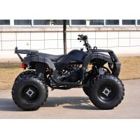 Quality Air-Cooled Engine 150CC ATV Black Chain Drive With Balanced Bar for sale