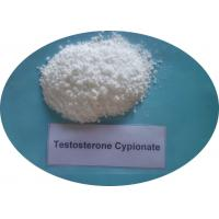 Quality Testosterone Cypionate CAS 58-20-8 Hormone Powder for sale