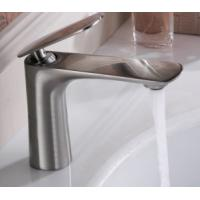 Quality Contemporary Bathroom Sink Faucets , Modern Bathroom Faucets With Single Handles for sale