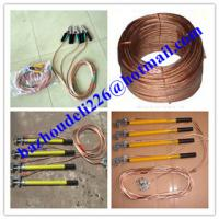 Quality Earth rods set with wire and earth pin,Earth rod&grounding rods for sale