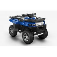 Quality Street Legal Gas Powered 4x4 Utility ATV 700CC , Racing ATVS For Adult for sale