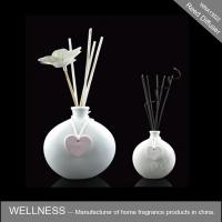 Quality White Ceramic Scent Diffuser Personalised Shape For Wedding / Party / Gift for sale
