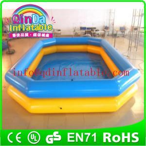 China Inflatable ball pit pool inflatable pool toys,inflatable hamster ball pool on sale