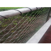 Quality 316 7*19 Stainless Steel Metal Wire Mesh To Pick Up The Falling Object for sale