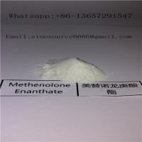 Buy cheap Musclebuilding Methenolone Enanthate Powder , CAS 303-42-4 Primobolan Steroid from wholesalers