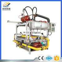 Quality full auto from China factory paper making machine egg tray carton 1000 pcs/hour for sale