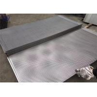 Quality 4FT by 8FT Round Perforated Plate / Hole Punch Sheet Metal for The Subway for sale