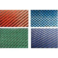 Quality Twill Plain Carbon Kevlar Fiber Hybrid Cloth for sale