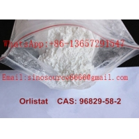 Quality Orlistat Raw Powder Fat Burning Steroids , Weight Loss Supplements Cas 96829 58 2 for sale