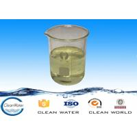 Quality Pigment Waste Water Treatment Chemical Light-color liquid CW-05 BV / ISO for sale