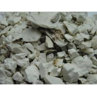 Quality Flint Clay Clump Bauxite for sale