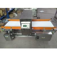 Quality 316 Stainless Steel Belt Conveyor Metal Detector For Food Industrial for sale