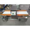 Buy cheap 316 Stainless Steel Belt Conveyor Metal Detector For Food Industrial from wholesalers