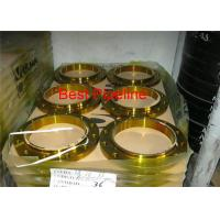 Quality 300LBS Pressure Flat Face Weld Neck Flange , Weld Neck Pipe Flanges Long Lifetime for sale