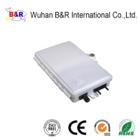 Quality PC Weather Resistant Fiber Optic Distribution Box for sale