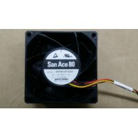 Quality 12V 3.4A Square Motor Cooling Fan EP 101624P SAN ACE 80 9HV0812P1G001 for sale