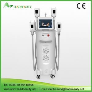 Factory direct 4handles Kryolipolysis slimming machine