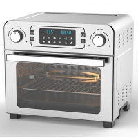 Quality Square Heat Resistant PBT Inside Oil Less Fryer Oven for sale