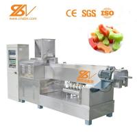 Quality Overseas Automatic Pet Treat Food Machine Schneider Electric Device for sale