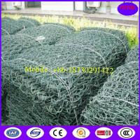 Quality 1.5$/Sqm Stone Cage Gabion for sale