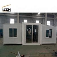 Quality Flat Pack Foldable and Expandable Container House for Granny for sale