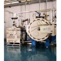 Quality Easy Operate Industrial Vacuum Furnace / Integrated Vacuum Dewaxing Sintering Furnace for sale
