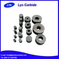 Quality Flat wire drawing die tungsten carbide flat wire drawing die for sale