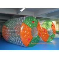 Buy cheap Adults / Childs Inflatable Water Roller 2.7 * 2.4 * 1.8m Human Zorb Ball from wholesalers