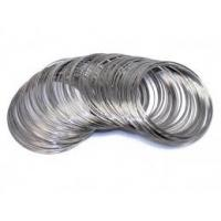 Quality 0.1mm 0.5mm Tungsten Rhenium Alloy W-Re Thermocouple Wire High Sensitivity for sale