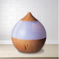 China LED Ultrasonic Essential Oil Aromatherapy Aroma Diffuser Air Humidifier For Christmas Gift on sale