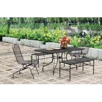 Quality Steel Dining Set (BZ-DS019) for sale