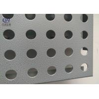 China Carbon Steel Perforated Metal Mesh Screen / Perforated Steel Mesh on sale