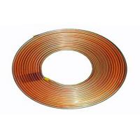 Quality H60 T2 Split Air Conditioner Copper Pipe Oval With Mill Polished for sale