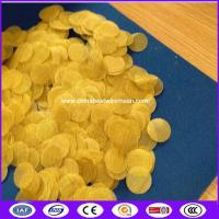 Quality Hookah Pipe  brass replaced  Screen filter mesh made in China for sale