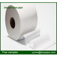 China Environment-friendly stone paper on sale