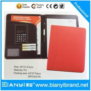 China Hot Selling Professional High Quality A4 A5 Custom Presentation Folder on sale