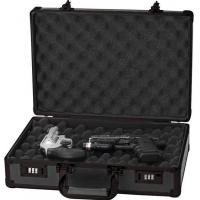China Professional Aluminum Hard Gun Cases For Pistol / Hand Gun Storage for sale
