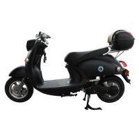 Quality Fashionable Green Electric Road Scooter EEC 60V 20AH Brushless Motor for sale