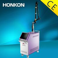 Quality CE Q Switch Nd Yag Laser Tattoo Removal Machine With Low Energy Loss Korean Seven - Joint Arm for sale