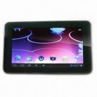 """Quality 7"""" Capacitive MID with 8.9mm Super Slim Design, Rockchip 2906 1GHz CPU/Android 4.0 OS/Camera for sale"""